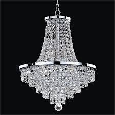 Glow Lighting Chandeliers Empire Chandelier Vista 628a