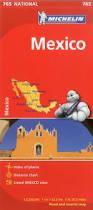 Maps Mexico Michelin Map Mexico 765 Maps Country Michelin Michelin