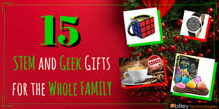 15 stem gifts for the whole family