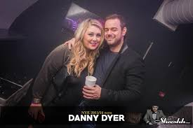 photos from nye with danny dyer