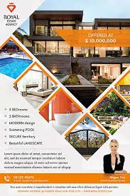 free real estate flyer templates real estate multipurpose free flyer template for photoshop
