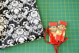 how to cover a table oilcloth table cover quick tutorial sewcanshe free sewing