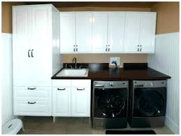 white wall cabinets for laundry room laundry wall cabinet smarton co