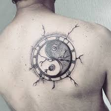 50 mysterious yin yang tattoo designs art and design