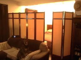 Room Divider Screens Amazon - room divider screen privacy room divider by dormco privacy screens