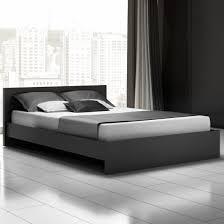 Bedroom Furniture Kingsize Platform Bed Contemporary Bed Frames Bedroom Furniture King Platform Queen Size