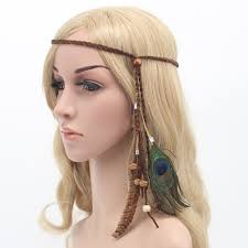hippie headbands a hippie fashion trend compare prices on bohemian headdress online shopping buy low