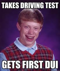 Redhead Meme - bad luck brian know your meme