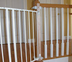 Stair Banister Kit Stairway Gate Installation Kit