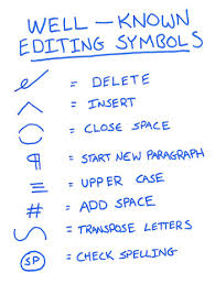 Revising Your Writing   amp  Awesome Editing Symbols You Should Know  Writer s Digest Here