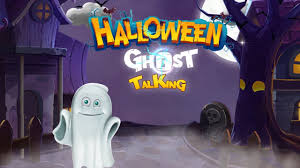 talking halloween ghost talking baby games by gameiva youtube