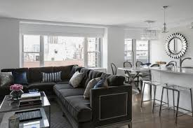 Modular Furniture Bedroom Furniture Fabulous Grey Reclining Sectional Modular Sectional