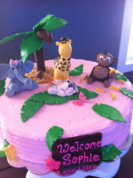 117 best safari images on pinterest cakes baby showers postres