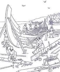 hurstwic viking ships