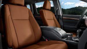 inside toyota highlander 2017 toyota highlander interior hd wallpaper cabin view inside
