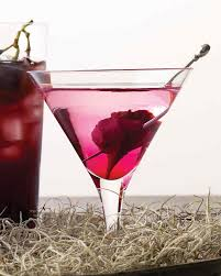 martini cranberry valentine u0027s day cocktails martha stewart