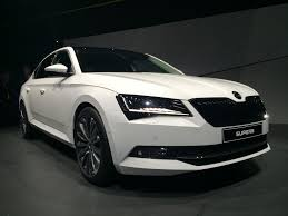 new cars launching 2016 skoda superb breaks cover to launch in india in 2016