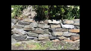 Garden Rock How To Build Rock Garden Wall
