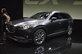 mazda motors usa la auto show 2017 mazda cx 9 ny daily news
