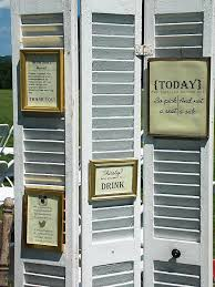 Shabby Chic Shutters by 2244 Best Wedding Idea Images On Pinterest Vintage Weddings