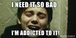 Crack Addict Meme - day 23 24 who wants some crack just like you adventures