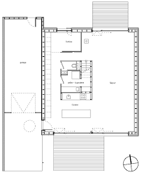 interior design house plan villa b tectoniques architects with