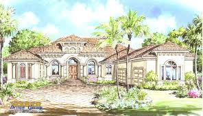 one story mediterranean house plans one story mediterranean house plans this large one story single