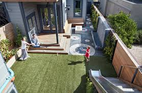 a heavenly backyard is precise with pebbles dwell