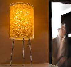 Modern Table Lamps Modern Lamps With Customizable Shades Interior Design