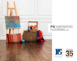 pg hardwood flooring inc pg model pdf catalogues