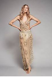 embellished dress sky fall embellished maxi free