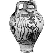 Minoan Octopus Vase Transport Stirrup Jars Of The Bronze Age Aegean And East