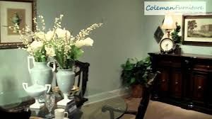 grand estates dining collection by fairmont designs youtube