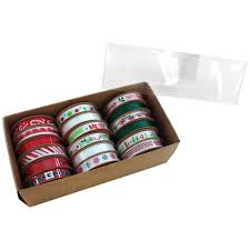 where can i buy christmas boxes buy the christmas ribbon box by recollections at
