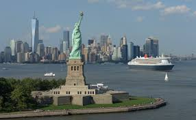 New York travel wallpaper images Statue of liberty in new york hd wallpaper jpg