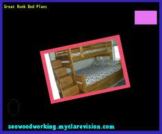 Wood Plans Bunk Bed by Bunk Bed Do It Yourself Plans 171728 Woodworking Plans And