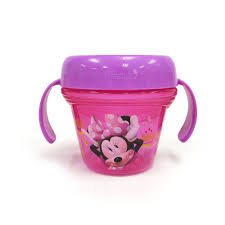 Minnie Mouse Bathroom Accessories by Mickey Mouse U0026 Friends Minnie Mouse Snack Container By The First Years