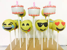 How To Make Halloween Cake Pops Best 25 Emoji Cake Pops Ideas On Pinterest Go Emoji Go Emoji