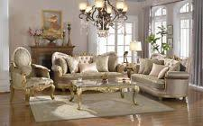 Gold Fabric Sofa Gold Sofas Loveseats And Chaises Ebay
