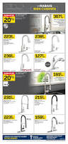 rona kitchen faucets rona home u0026 garden qc flyer november 9 to 15