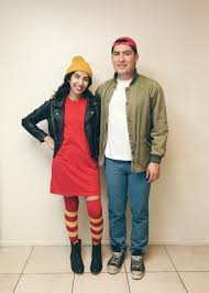archer halloween costume t j and spinelli from recess costume diy diy costumes