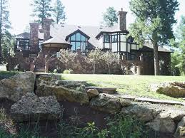 Tudor Style Wallpaper Flagstaff Landscaping High Country Haven Northern Arizona