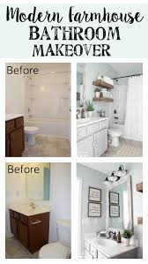 Bathroom Makeover Pictures Before And After - 28 best budget friendly bathroom makeover ideas and designs for 2017