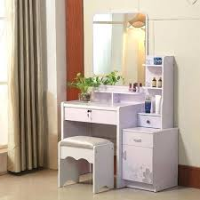 dressing table with mirror and drawers makeup table with mirror dressing table for makeup large image for
