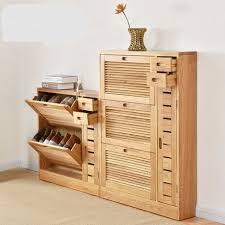 Shutter Door Cabinet Aliexpress Com Buy Shoe Cabinets Shoe Rack Living Room Furniture