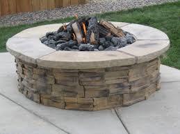 Diy Backyard Fire Pits by Backyard Fire Pit Designs U2014 Home Design Lover The Wonderful Of