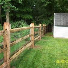 Cheap Backyard Fence Ideas by 14 Best Fences Images On Pinterest Fence Ideas Dog Fence And