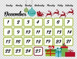 christmas countdown calendar december 2013 christmas countdown calendar for kids printable