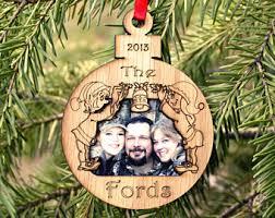 3 personalized cat ornament ornament photo