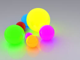 colorful balls free ppt backgrounds for your powerpoint templates
